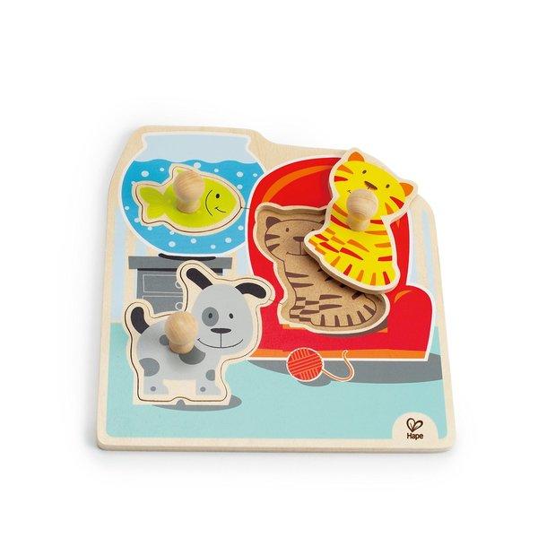 871: My Pets Knob Puzzle
