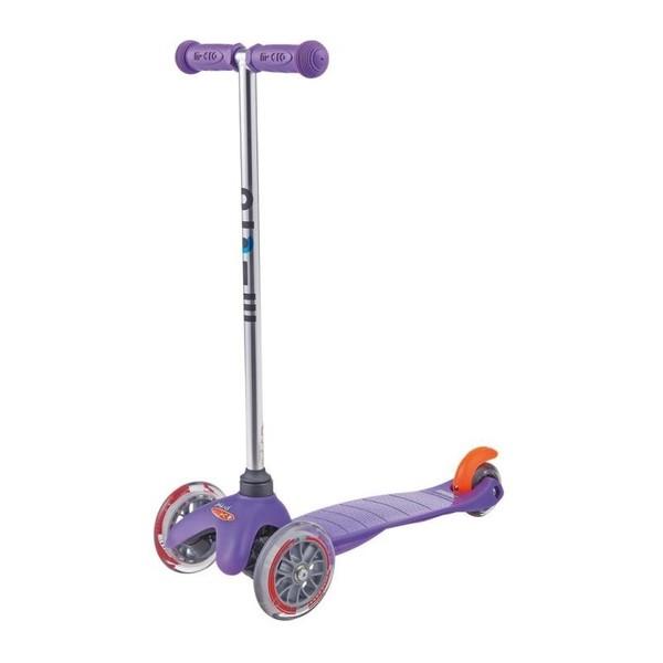 930: Scooter - Micro Mini Purple