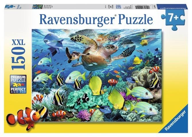 439: Underwater Paradise puzzle