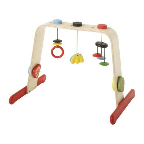 565: IKEA Leka baby gym