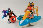 746: Fisher Price Rescue Heroes Watercraft