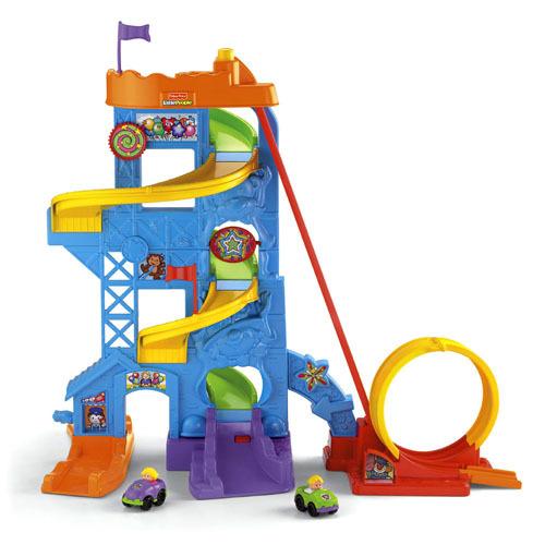 1420: Wheelies Loops n Swoops Amusement Park #2