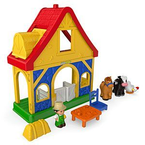 64: Little People Farm House #2