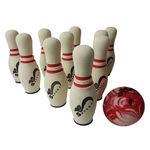 1484: Giant Skittles Bowling Set