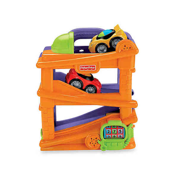 1506: Lil Zoomers Chase 'n Race Ramps