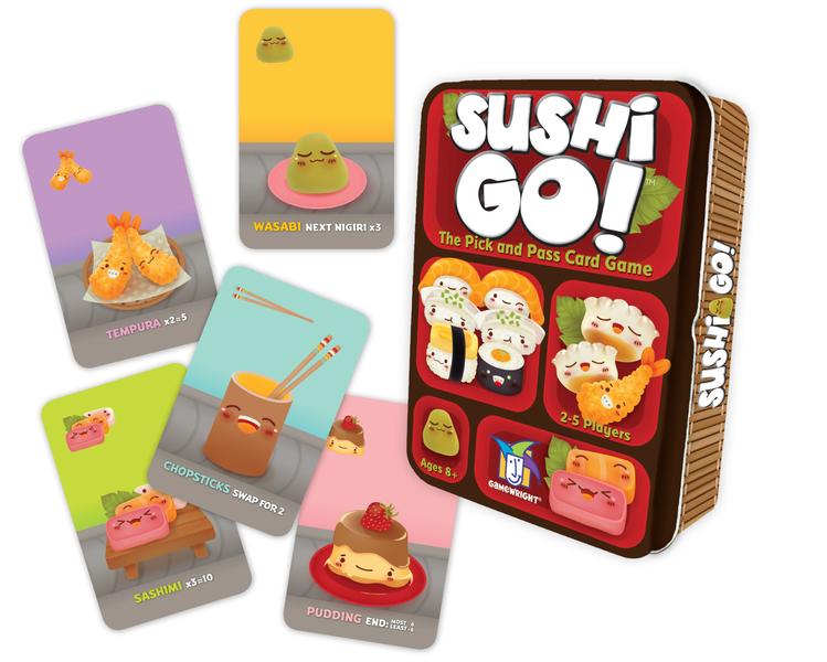 1676: Sushi Go!