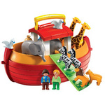1756: Playmobil Noah's ArK