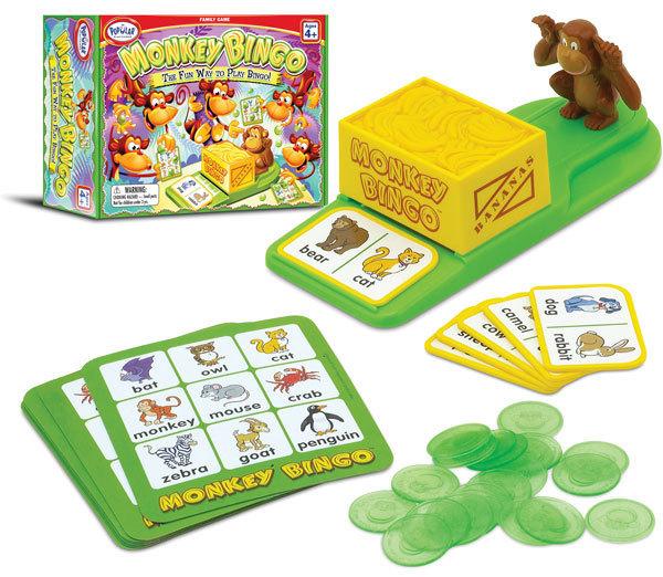 1775: Monkey Bingo