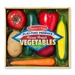 "1873: Melissa & Doug ""Vegetable Box"""