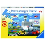 Ravensburger fly away puzzle 60pc