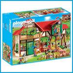 1902: Playmobil Large Farm
