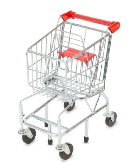 1996: Grocery Cart #1