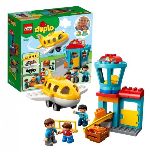 235: Duplo Town Airport