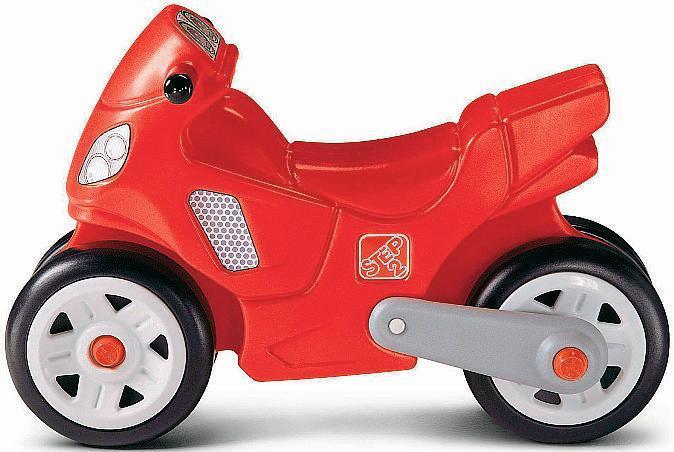 238: Step 2 Motorcycle
