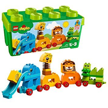 518: Animal Brick Box