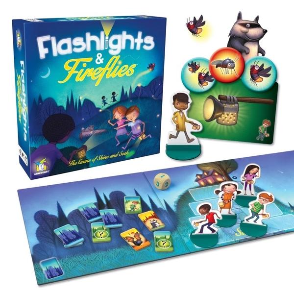 1301: Flashlights and Fireflies