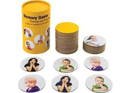 1704: Feelings and Emotions Memory Game