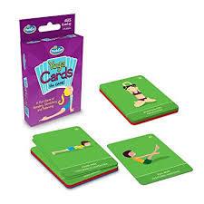 1016: Yoga Cards