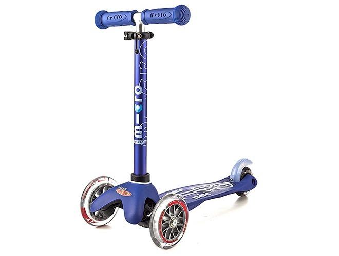 330: Scooter - Mini Micro Blue