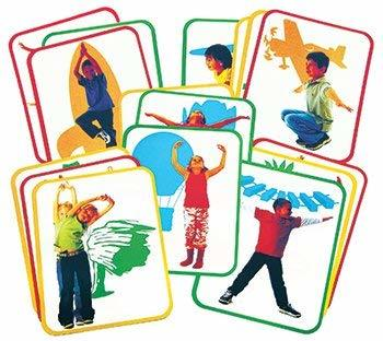 2134: Body Poetry Yoga Cards