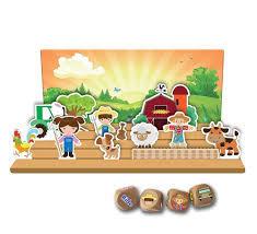 2139: Tell-A-Tale Farmyard