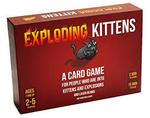 43: Exploding Kittens