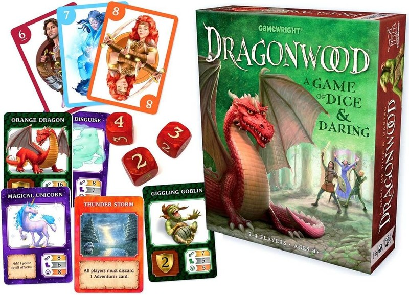 5: Dragonwood