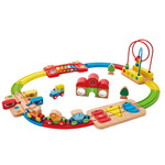 2245: Musical Rainbow Railway Train Set