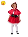 1002: Little Red Riding Hood Costume - Age 3-4years