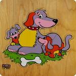 1396: Dog Puzzle