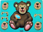 Bear Expressions Puzzle