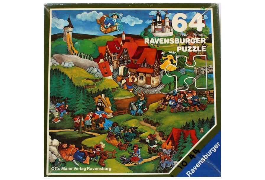 1044: Fairytales Puzzle