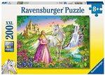 D1014: Princess on a Horse Puzzle