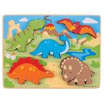 D131: Dinosaur Puzzle
