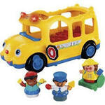 E130: Little People School Bus