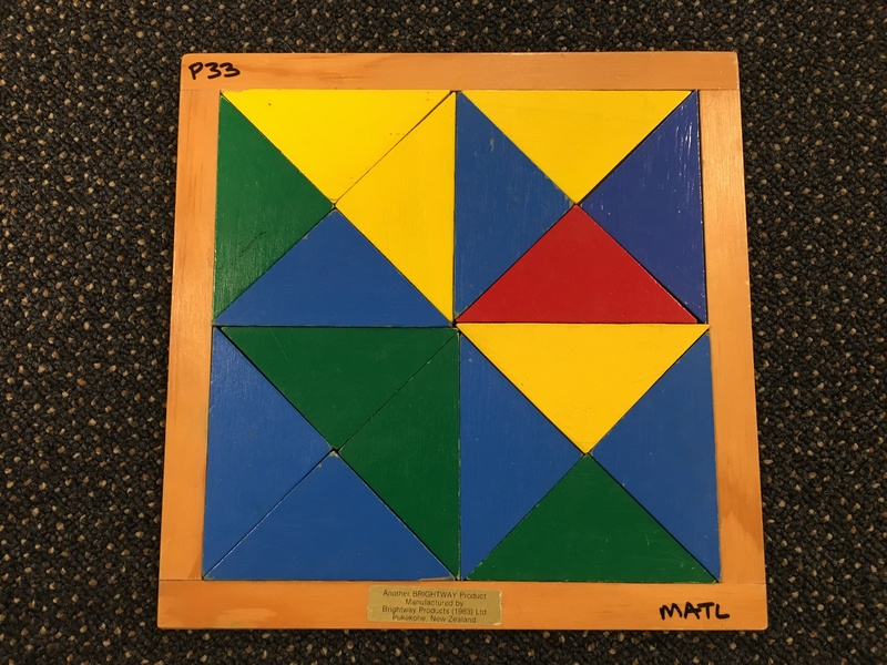 P33: Shapes - Triangles