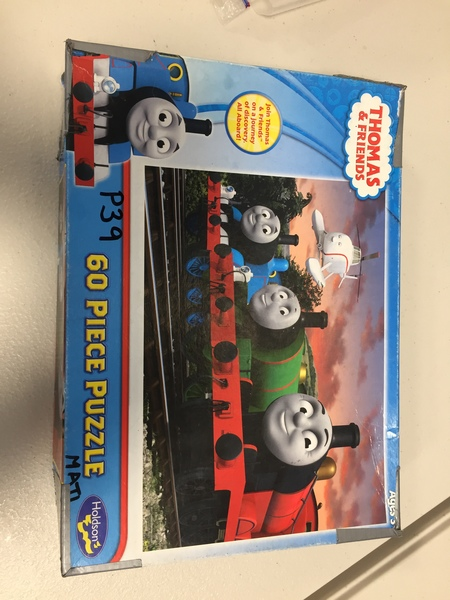 P39: Thomas and Friends