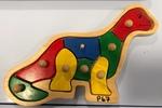 P67: Brachiosaurus Puzzle