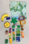 C4: Duplo Dora the Explorer (Boots/playground)
