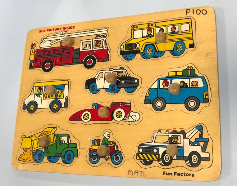 P100: Wooden Transport