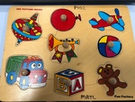 P102: Wooden - Toys