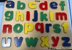 P103: Wooden - Alphabet