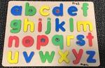 P143: Lowercase Alphabet