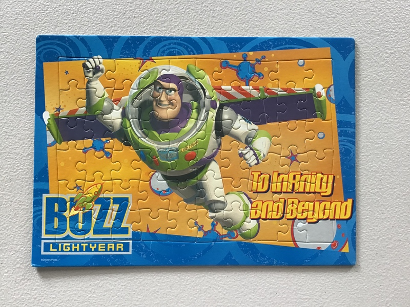 P156: Toy Story - Buzz Lightyear Puzzle
