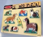 P162: M & D Sound Puzzle, Pets