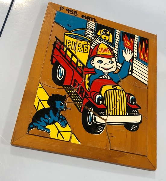P938: Fireman and Truck Puzzle