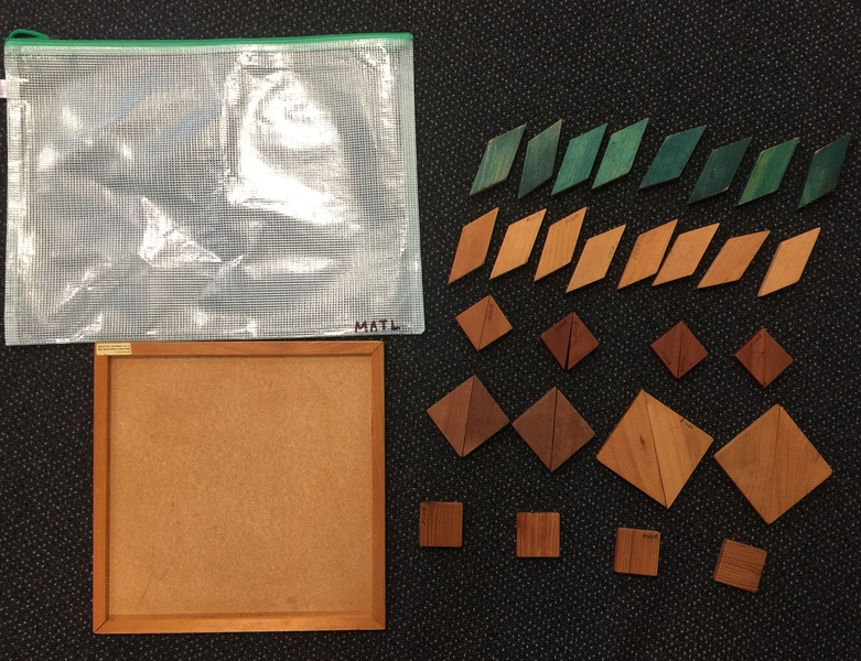 P1208: Geometric Wooden