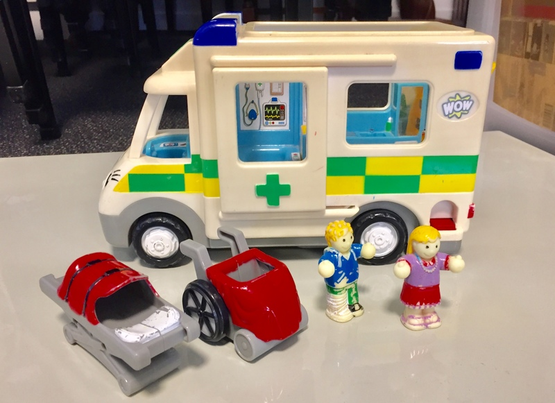 T22: WOW Mary's Medical Rescue