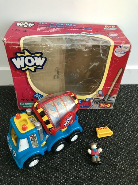 T51: WOW - Mix n Fix Mike