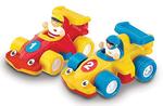 T1047: Wow The Turbo Twins Racing Cars